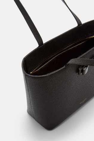 3b63bd7cc8b7 Buy Ted Baker Jessica Black Bow Detail Shopper from Next Netherlands
