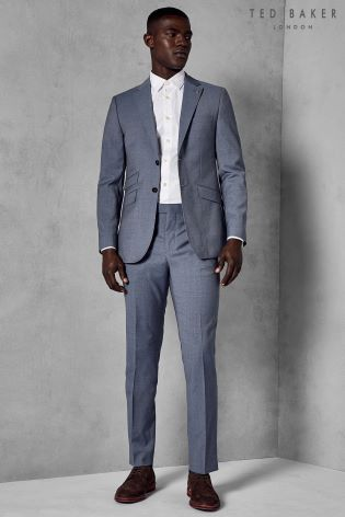 b72b39001f77c3 Buy Ted Baker Anneto Sterling Suit Trouser from Next Ireland