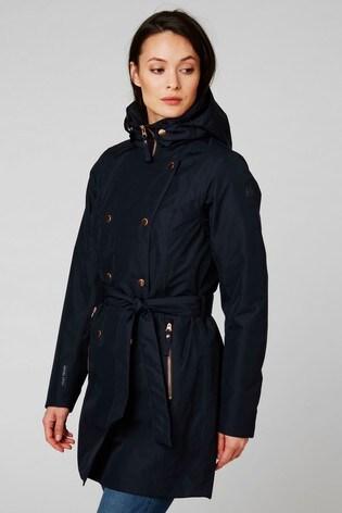 half off fashion get online Helly Hansen Welsey Trench Coat