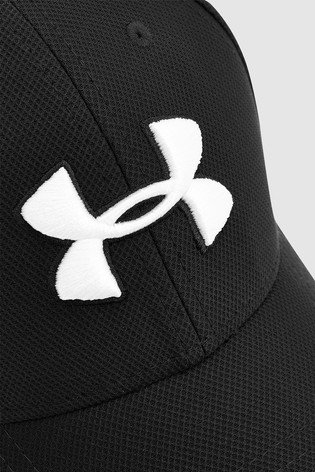info for a7ad2 bd982 Black Under Armour Blitzing 3.0 Cap ...