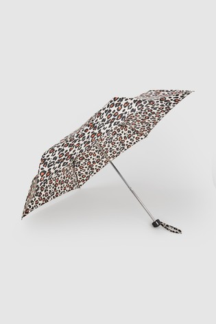 89ad0a4018047 Buy Leopard Print Umbrella from the Next UK online shop