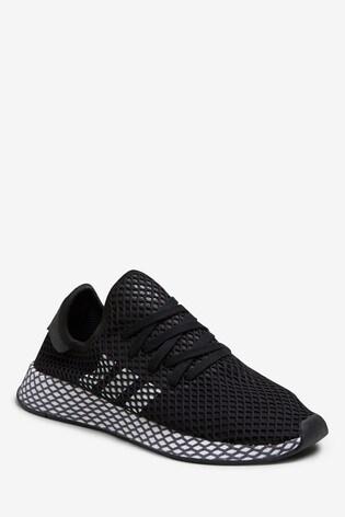 sports shoes 7187e b9116 adidas Originals Deerupt Runner Trainers