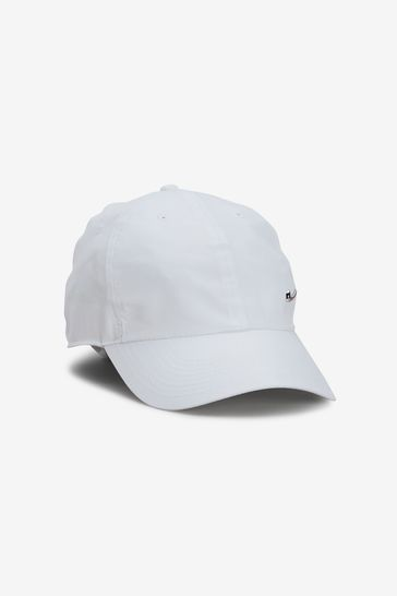 online store c55ed a6a8a Nike Adult White Essential Metal Swoosh Cap ...