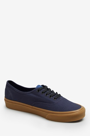 vans gum authentic