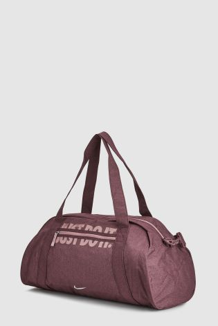 61c0e8306328 Buy Nike Burgundy Womens Gym Training Duffle Bag from Next Netherlands