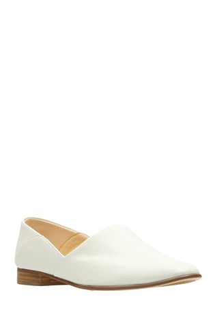 save up to 60% Sales promotion buy popular Clarks White Pure Tone Shoe