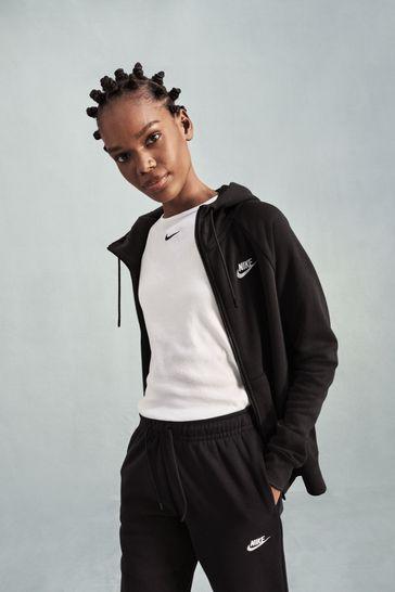 Buy Nike Essential Fleece Zip Through