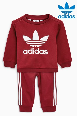 Trefoil Originals Tracksuit adidas Baby Overhead tfnFqgg7w