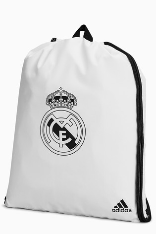 Online Next Gymsack From Shop The Uk Real Madrid Buy Adidas gxw8qOZw6