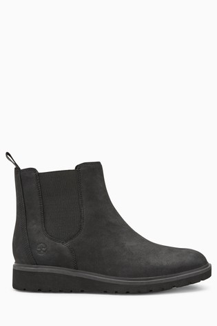 b87faa33be43 Buy Timberland® Black Ellis Street Chelsea Boot from the Next UK ...