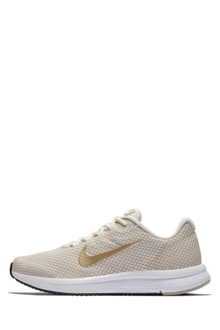 Nike Run Cream/Gold Runallday