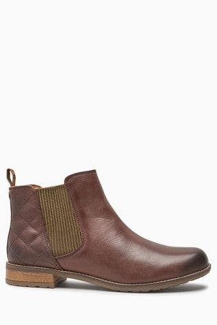 f610de6aff8 Barbour® Abigail Wine Chelsea Boot