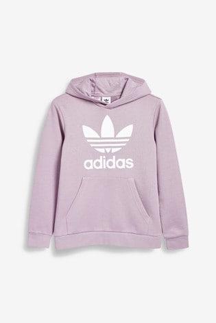 adidas originals hoodies junior