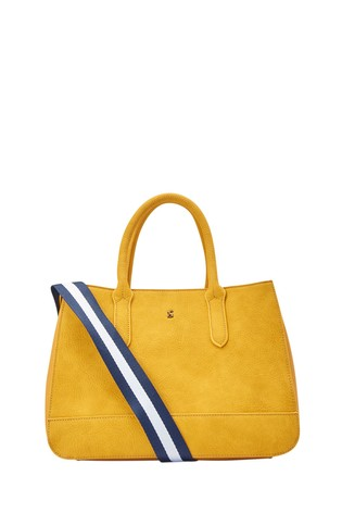 612512f0768e3 Buy Joules Gold Thernwell PU Bag from Next Malta