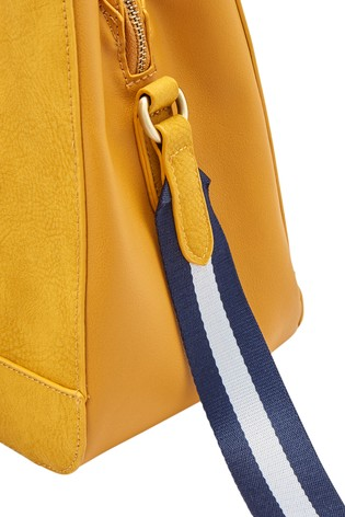 111b120bfb806 Buy Joules Gold Thernwell PU Bag from Next Germany