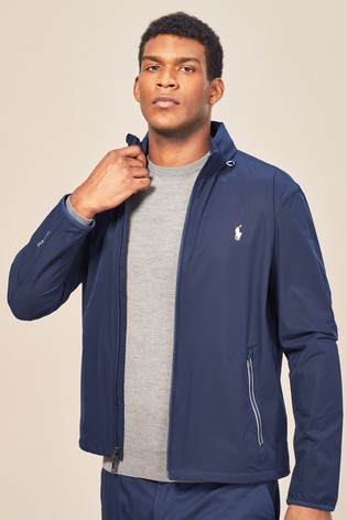 Buy Polo Golf by Ralph Lauren French Navy Anorak from the Next UK ... 5967201c7