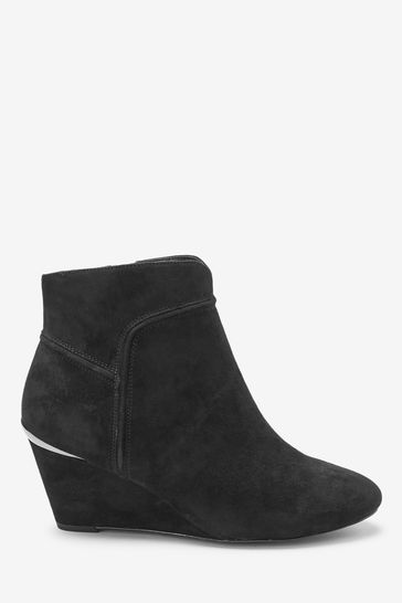 Buy Forever Comfort® Wedge Ankle Boots