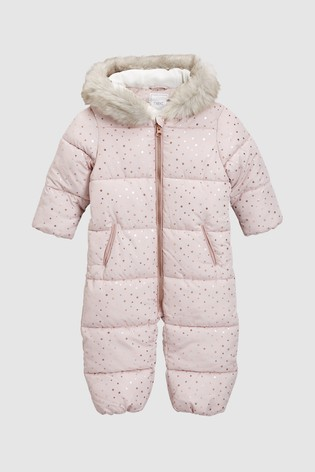 Buy Printed Snowsuit 3 Monate Bis 6 Jahre From Next Germany