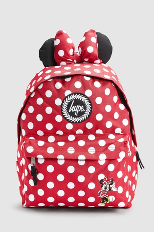 Buy Hype. x Disney Minnie Mouse™ Backpack from the Next UK online shop 82ff0fa2d0a10