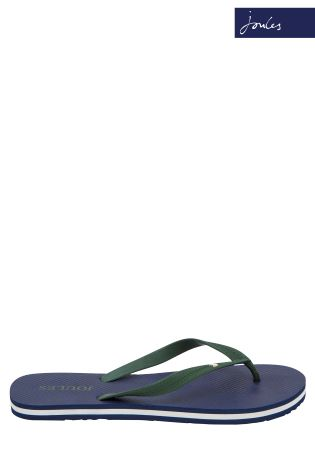 66c3385c796 Buy Joules Green Mens Flip Flop from Next Ireland