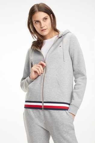 ef778951 Buy Tommy Hilfiger Heritage Zip Through Hoody from the Next UK ...
