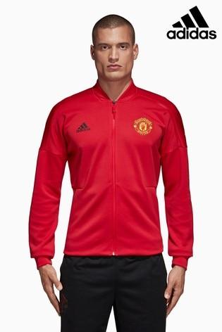 9b2090ca3 Buy adidas Manchester United FC 2018 19 Z.N.E. Jacket from Next Ireland