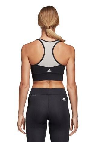 78c3d2701f adidas Black Linear Bra · adidas Black Linear Bra