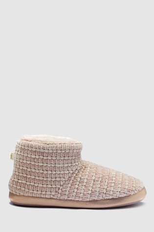 Buy Knit Slipper Boots From The Next Uk Online Shop