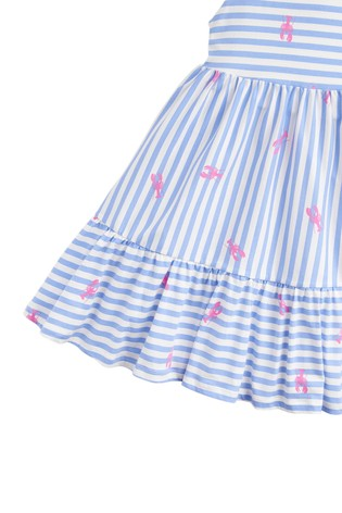 1568b2747f19 Buy Joules Blue Juno Peplum Midi Dress from the Next UK online shop