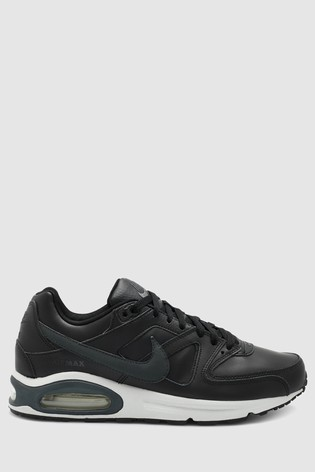 online store adb77 0050f Black Nike Air Max Command ...