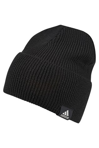 Buy adidas Black Performance Beanie from the Next UK online shop b245ff2d8b9