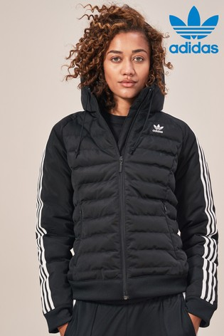 7b634184acd0 Buy adidas Originals Black Slim Jacket from Next Lebanon