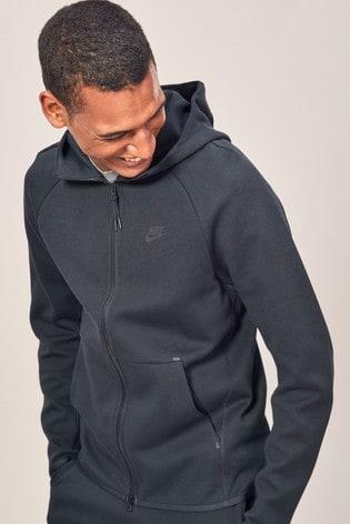 Buy Nike Tech Fleece Zip Through Hoody