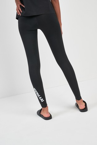 3853541fa896c2 Buy Ivy Park Black High Rise Legging from Next Philippines