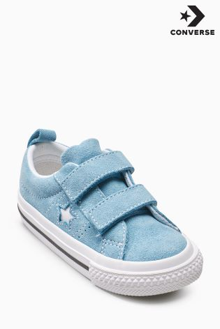 cfab1c230ef1cb Buy Converse Light Blue One Star from Next Netherlands
