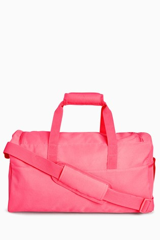 0a89447f3f73 Buy adidas Pink Linear Duffle Bag from Next Singapore