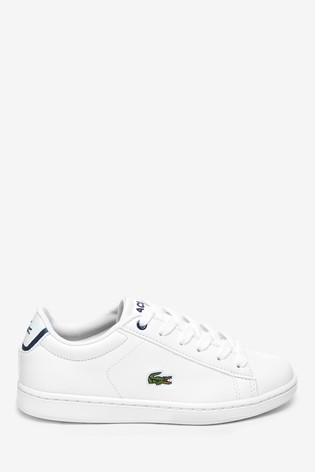 Buy Lacoste® Child Carnaby Evo Trainers