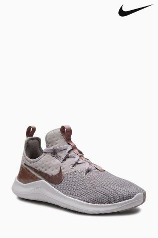 555b6099722f Buy Nike Gym Grey Free TR8 from Next Ireland