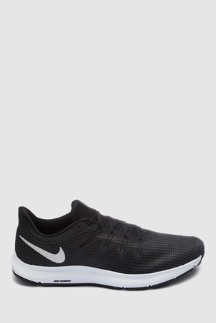 new concept da65f 2dd0c Nike Run BlackSilver Quest ...