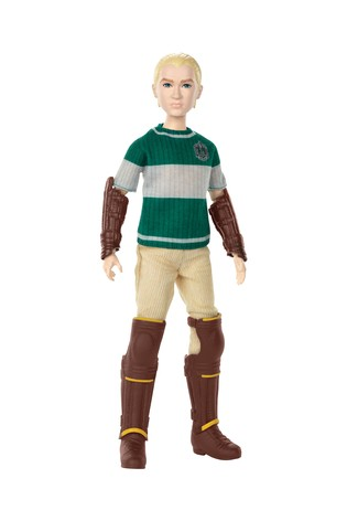 Harry Potter Draco Malfoy Collectible Quidditch Doll 10½
