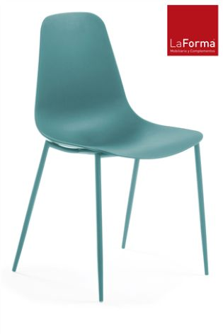 Set Of 2 Wassu Dining Chairs By La Forma