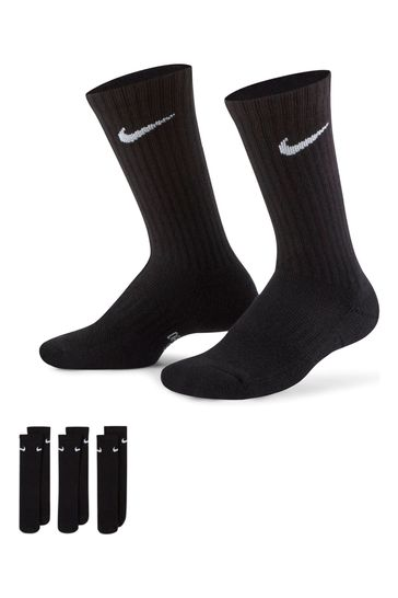 Buy Nike Kids Cushioned Crew Socks