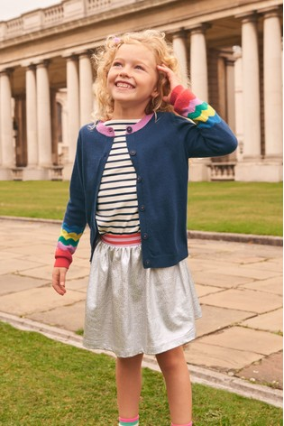 Buy Boden Navy Fun Cardigan From The Next Uk Online Shop