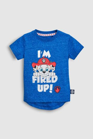 cf749a2c Buy Short Sleeve Paw Patrol T-Shirt (3mths-6yrs) from Next Netherlands