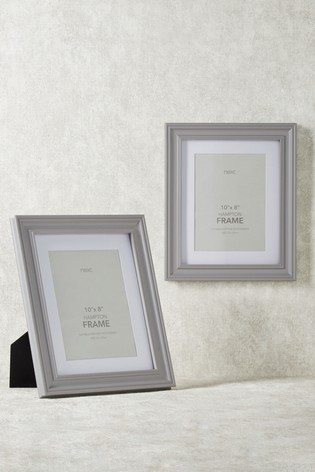 Buy Set Of 2 Hampton 10 X 8 25 X 20cm Frames From The Next Uk