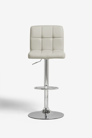 Remarkable Sheldon Adjustable Chrome Leg Bar Stool Ocoug Best Dining Table And Chair Ideas Images Ocougorg