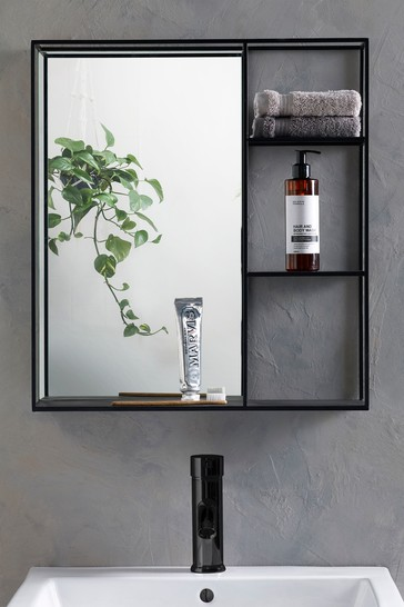 Buy Shelving Wall Mirror From The Next Uk Online Shop