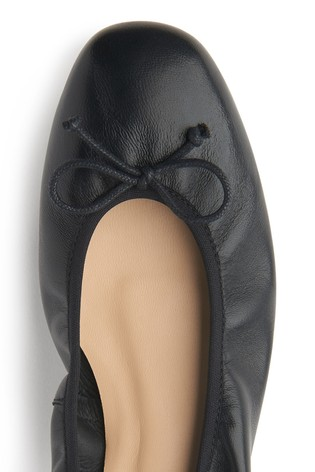 67f9f97e0418 Buy L.K.Bennett Black Trilly Ballerina Flats from the Next UK online ...