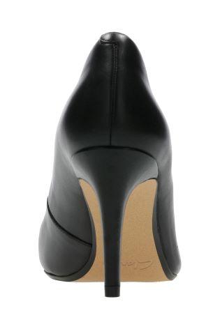 Next From Clarks Laina Ireland Court Black Rae Shoe Leather Buy Zw81qR