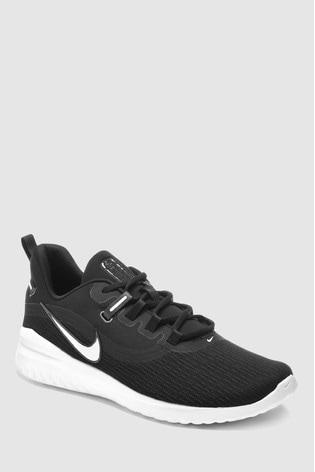 buy popular c993a dedeb Nike Run Black Renew Rival Trainers